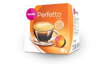 Barcaffe Perfetto Lungo 70 G