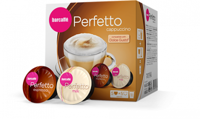 Barcaffe Perfetto Cappuccino 120 G