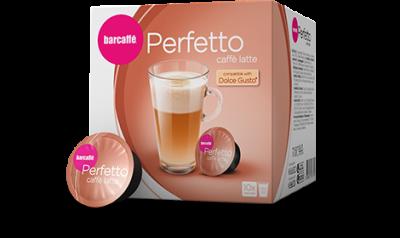 Barcaffe Perfetto Caffe Latte 160 G